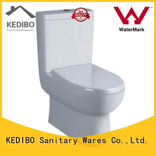 KEDIBO modern design two piece toilet grab now for bank