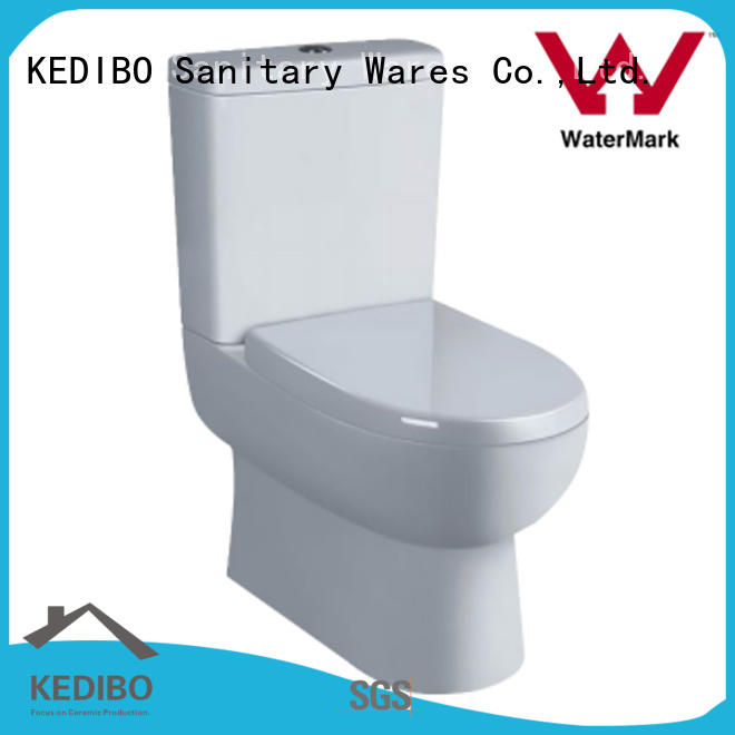 KEDIBO closet 1 piece toilet grab now for public washroom