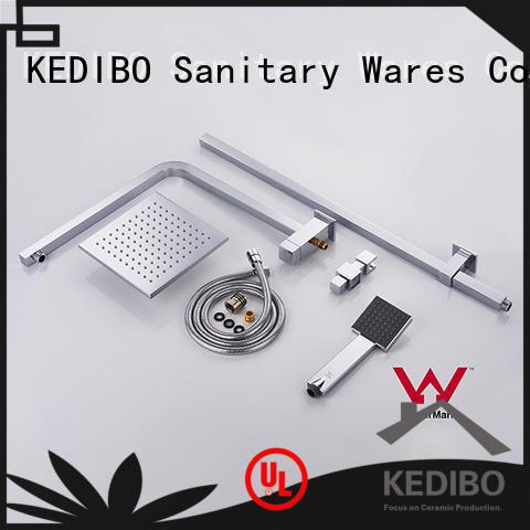 KEDIBO shower head sets for bathroom