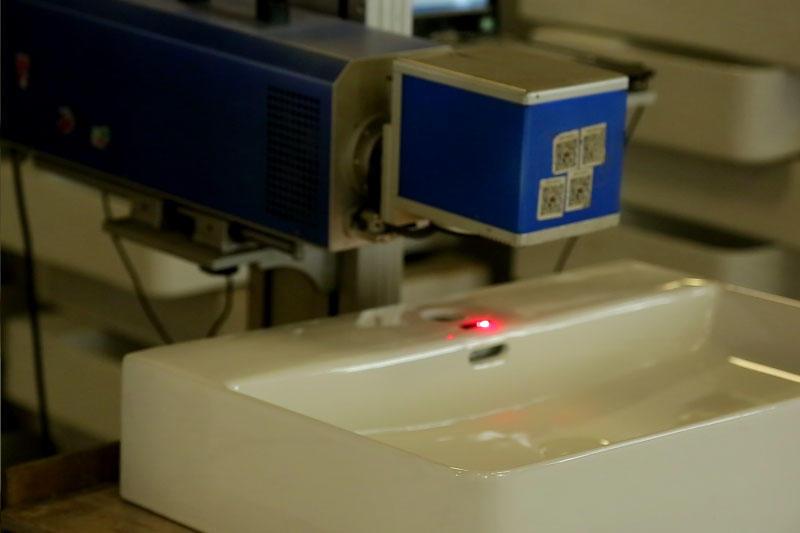 KEDIBO facilities -Logo laser machine