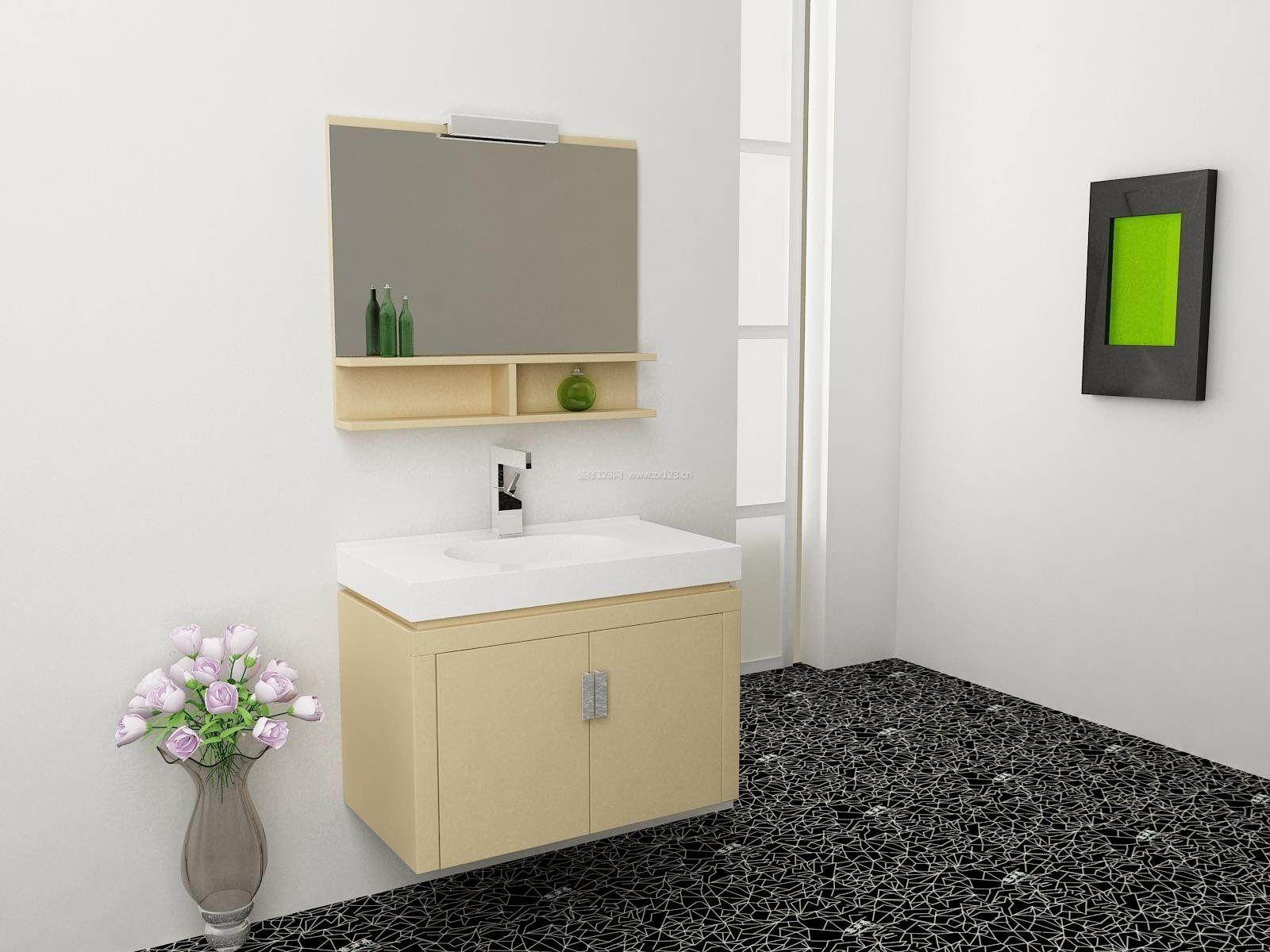 Why most of bathroom sink 's material is ceramic