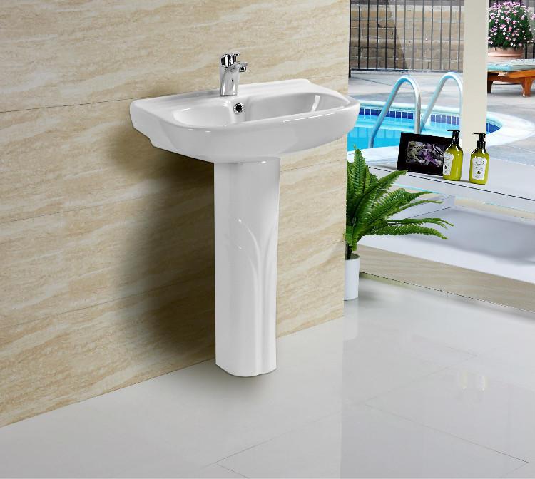 How to choose a good ceramic bathroom washbasin?