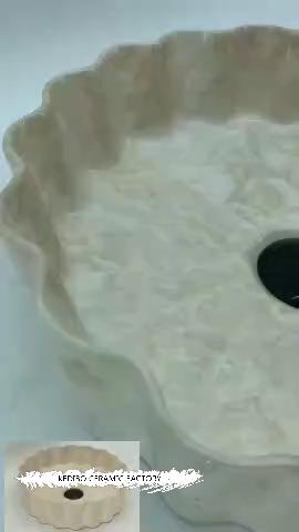 A flower basin for a girl like a flower