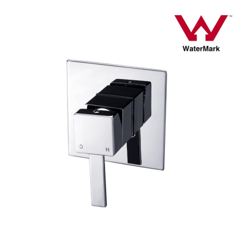Watermark Approved Round Bathroom Concealed Shower Mixer Valve