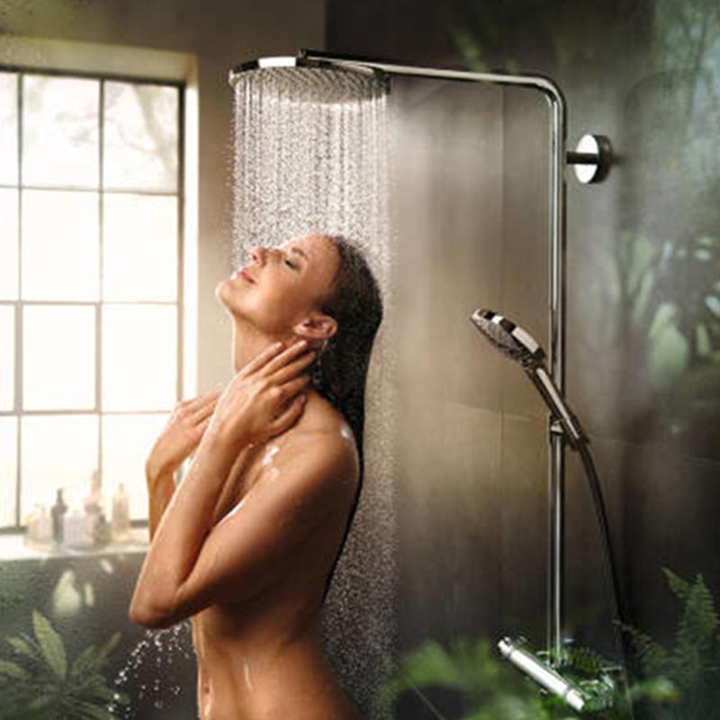 Watermark Round Bathroom Concealed Shower Mixer  Valve