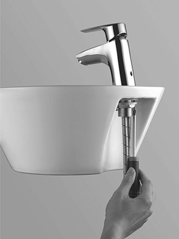 bathroom basin mixer taps for basin assembly KEDIBO-6