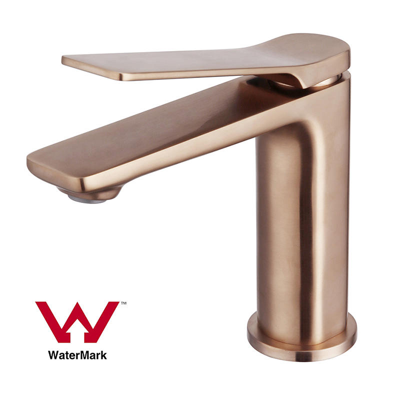 China Manufacture Watermark Solid Brass Bathroom Basin Mixer