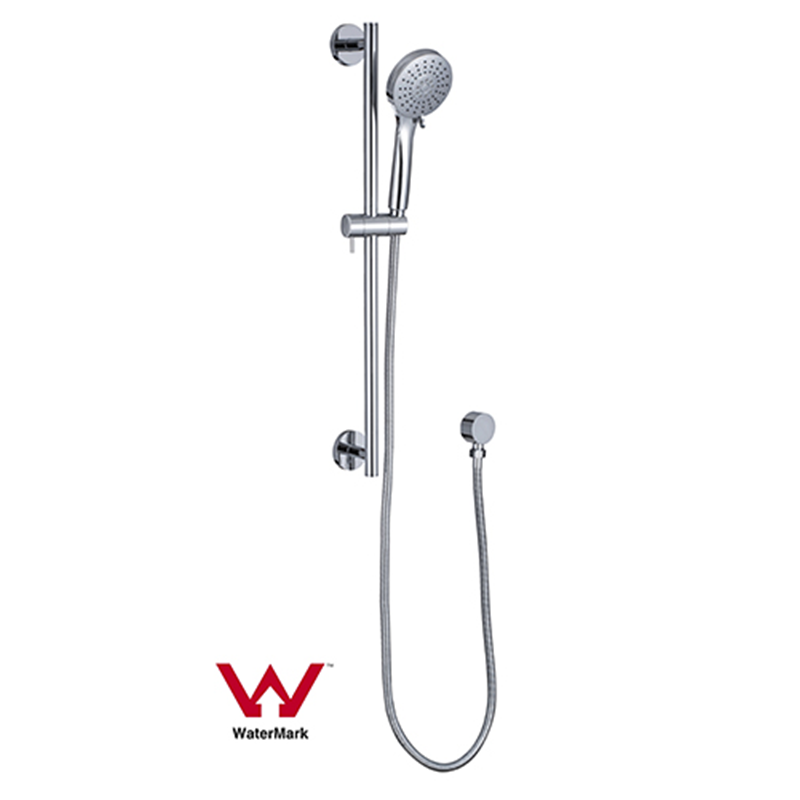 Watermark Approved Bathroom Sliding Shower Hardware Kits