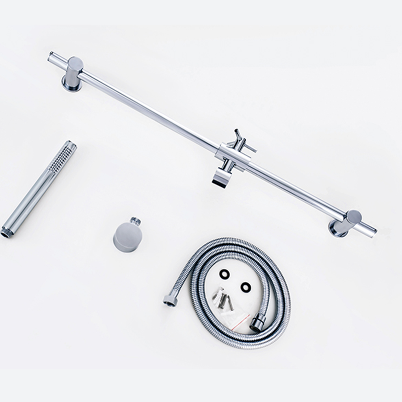 Watermark Approved Bathroom Sliding Shower Set