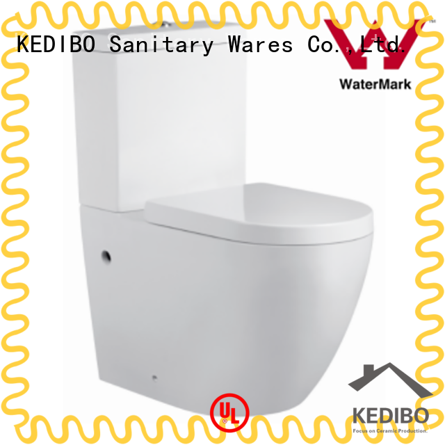 KEDIBO fashionable two-piece toilet dropshipping for hospital