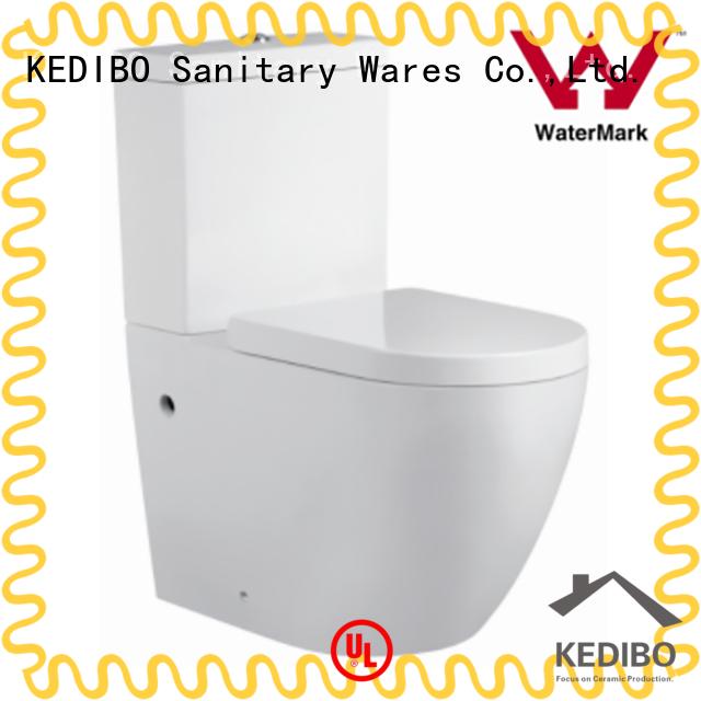 KEDIBO fashionable two-piece toilet dropshipping for hospital