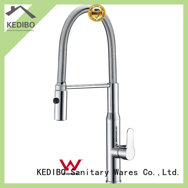 KEDIBO oem black kitchen tap bulk production for watermark