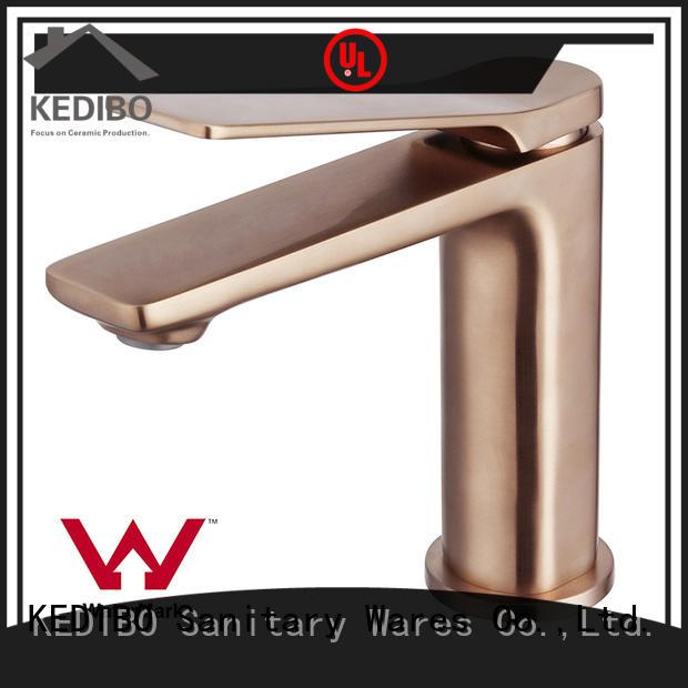 bathroom basin mixer taps for basin assembly KEDIBO