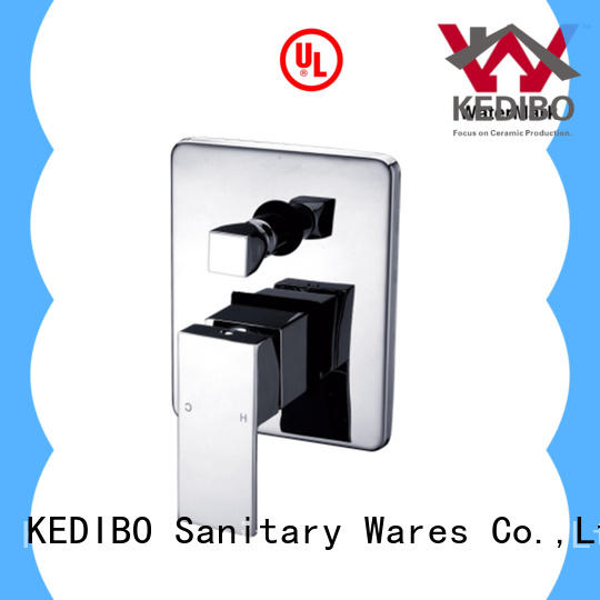KEDIBO nice design concealed shower mixer valve export for assembly
