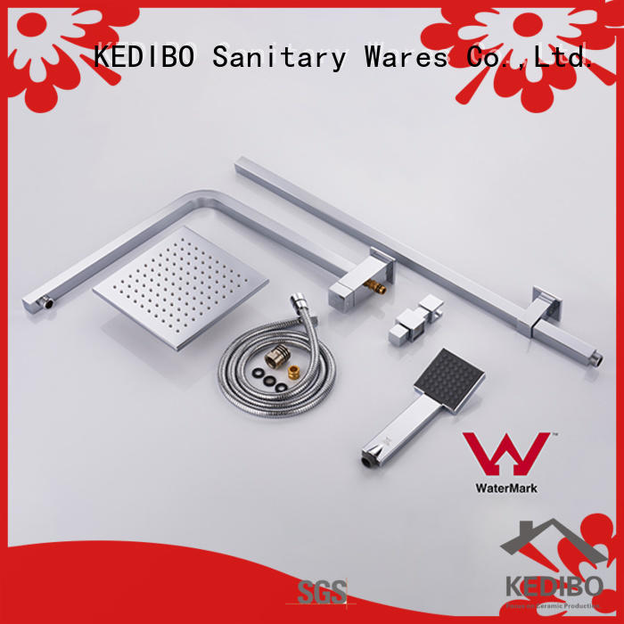 KEDIBO odm shower set exporter for shower