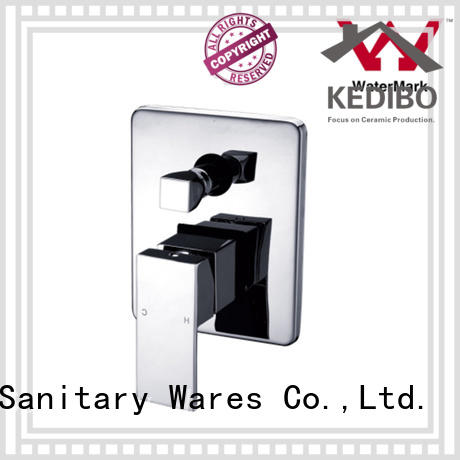KEDIBO nice design shower mixing valve with diverter for wholesale for assembly