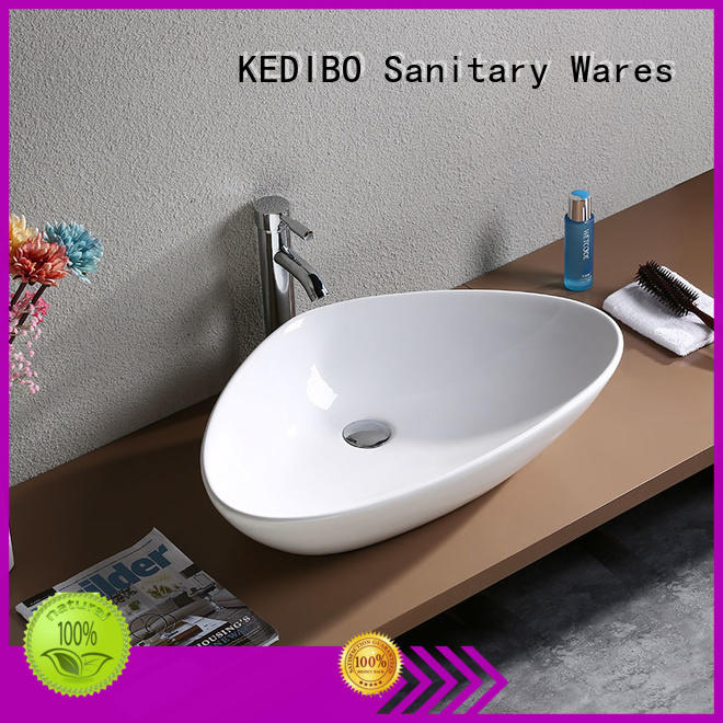 KEDIBO widely used table top wash basin check now for school