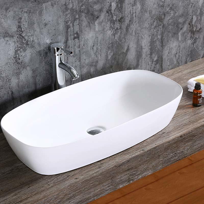 LONG SIZE BATHROOM VANITY BASIN  0063