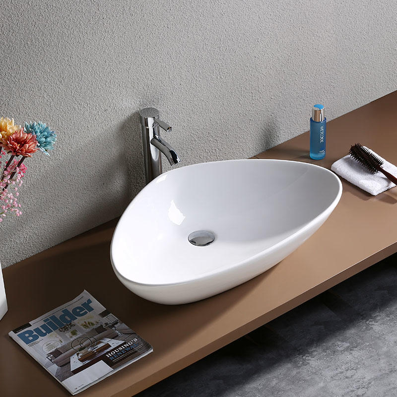 ART BATHROOM TOP VANITY BASIN  7025B