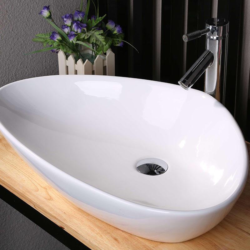 ART BATHROOM TOP VANITY BASIN  7025B
