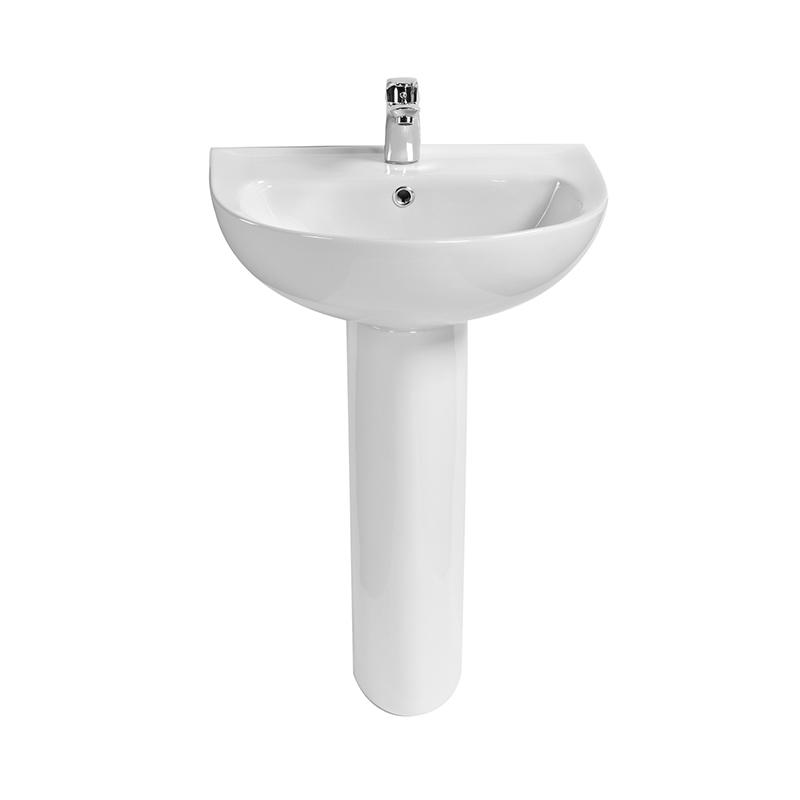 KEDIBO easy pedestal basin wholesale for municipal building