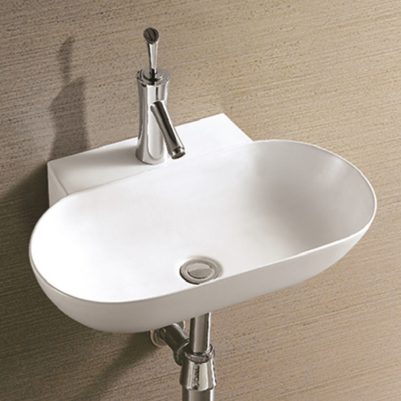 special wall mounted basin slim for bathroom KEDIBO-1