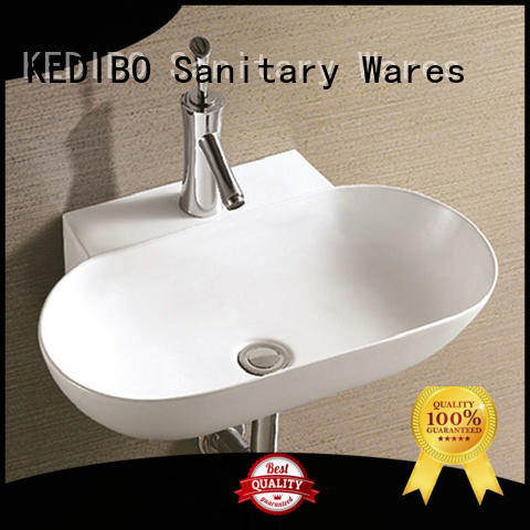 Hot wall hung wash basin glossy KEDIBO Brand