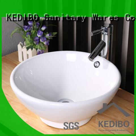 KEDIBO nice countertop basin OEM ODM for shopping mall