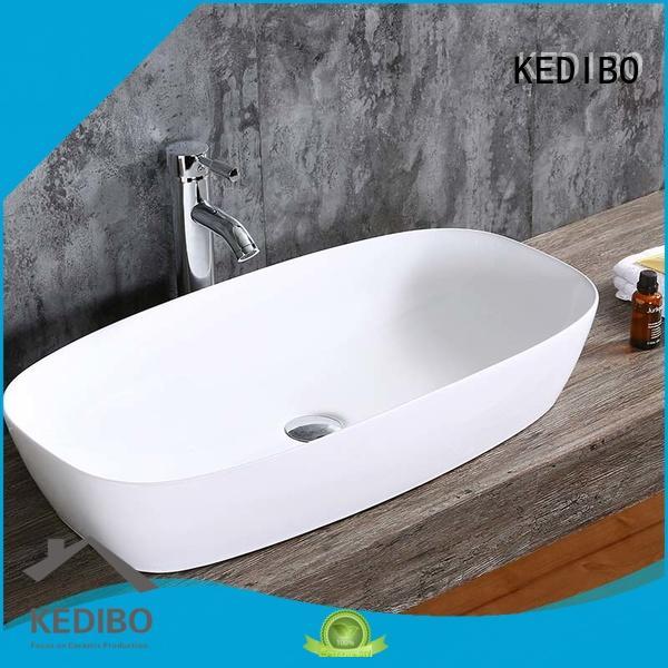 toilet wash basin design water restroom hole KEDIBO Brand art basin