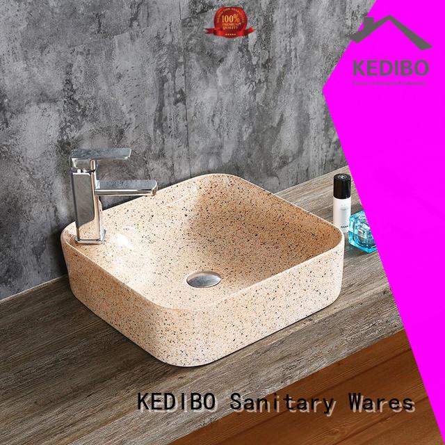 room mini bathroom sink wash for office building KEDIBO