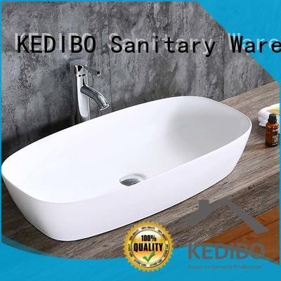 KEDIBO bathroom sink bowls exporter for super market