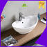 mounted counter long toilet wash basin design KEDIBO Brand