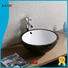 mounting white ce KEDIBO Brand toilet wash basin design factory