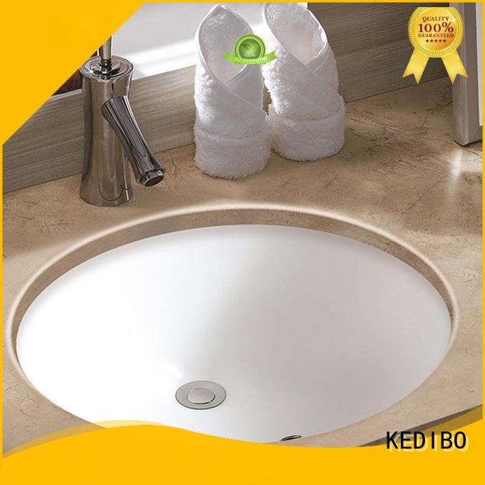 rigorous subtle different KEDIBO Brand under counter basin