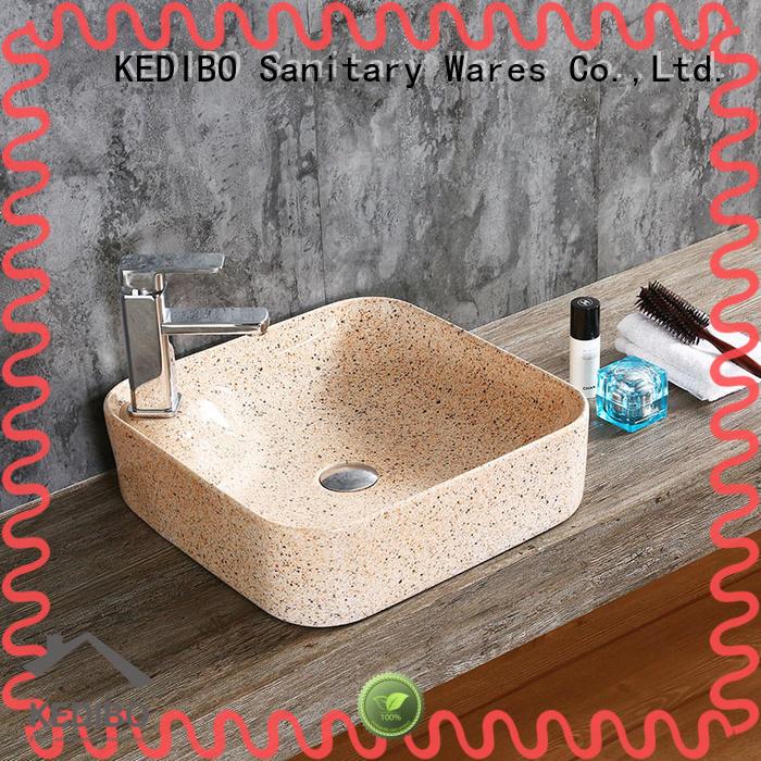 KEDIBO fashion china wash basin OEM ODM for shopping mall