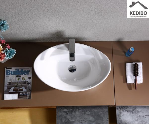 toilet wash basin design washing length wash KEDIBO Brand art basin