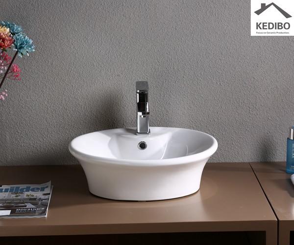 KEDIBO Brand approved art basin deisgn factory