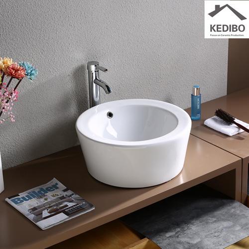 toilet wash basin design corner art basin KEDIBO Brand