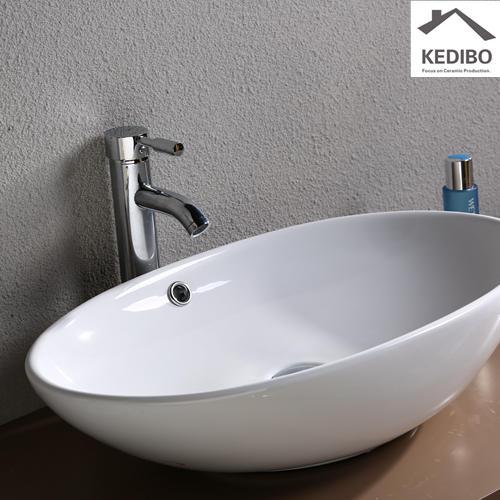 KEDIBO pratical countertop basin edge for bank