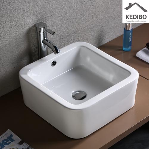 KEDIBO various design unique bathroom sinks exporter for shopping mall-8