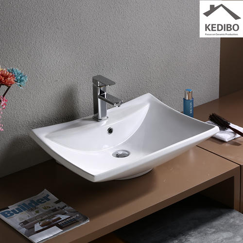 height toilet wash basin design thick hole KEDIBO Brand
