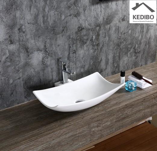 KEDIBO various design porcelain basin OEM ODM for hotel-6