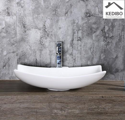 KEDIBO various design porcelain basin OEM ODM for hotel-7