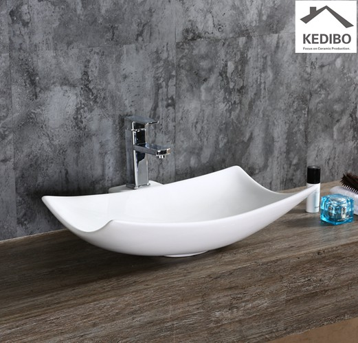KEDIBO various design porcelain basin OEM ODM for hotel-8