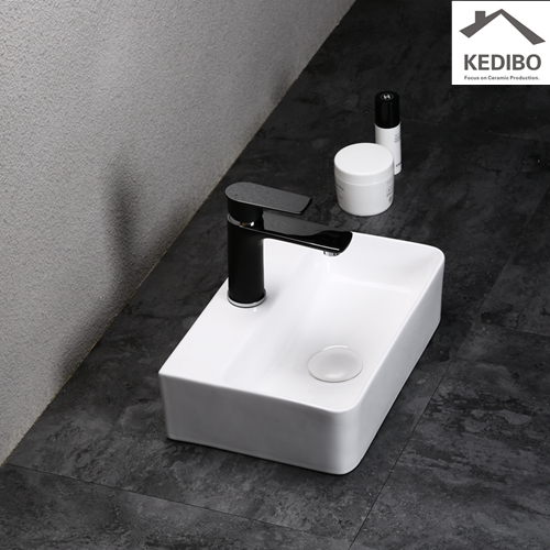 porcelain basin exporter for shopping mall KEDIBO-13