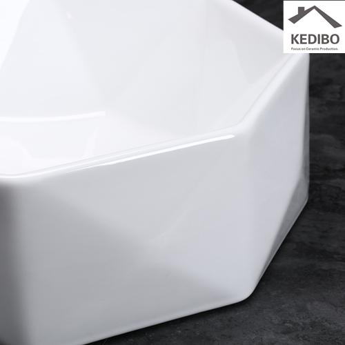 fashion oval ceramic basin order now for washroom-13