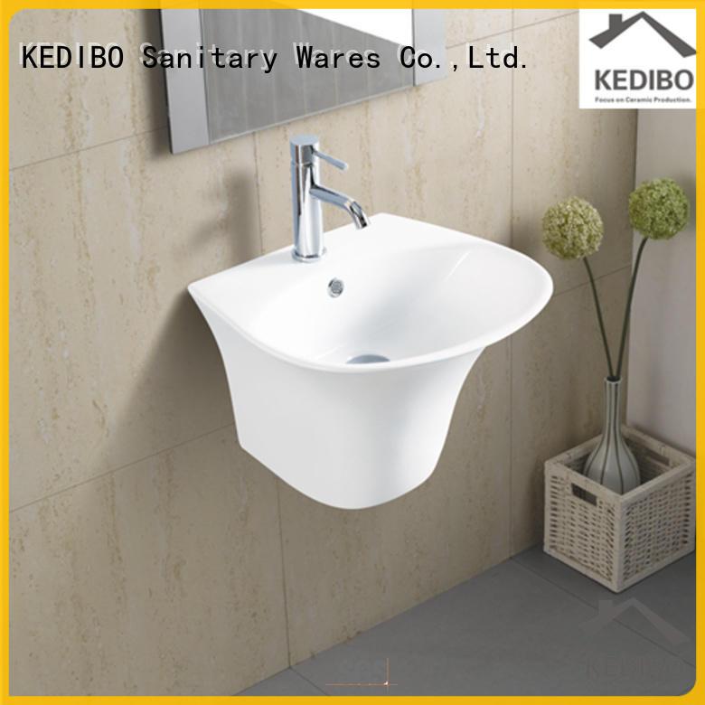 KEDIBO pratical wall mounted basin export for washroom