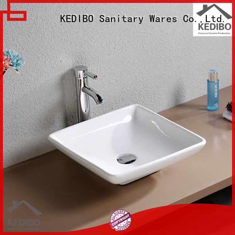 KEDIBO modern ceramic art basin exporter for hotel