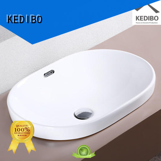 toilet wash basin design color above without KEDIBO Brand company