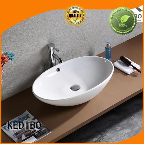 edge capacity bathroom art basin KEDIBO Brand